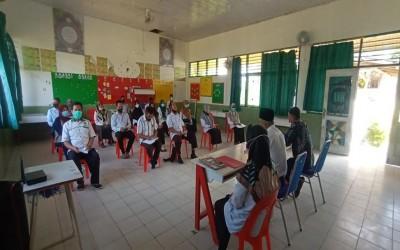 Menjalin Silahturahmi dan Kerjasama dengan Komite Madrasah
