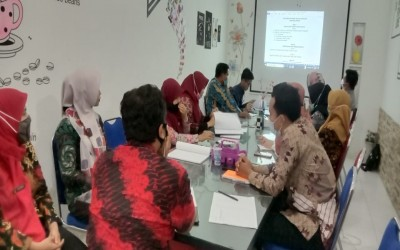 Masran S,PD.,SD : Koperasi Madrasah merupakan Wadah Pengembangan Ekonomi